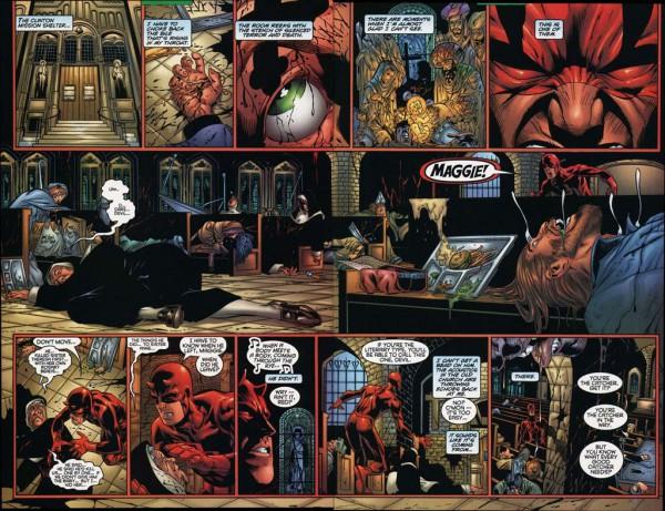 Uno de los momentos más intensos de Diablo Guardián