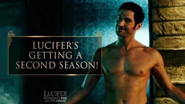 Lucifer, renovada por una segunda temporada