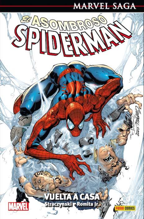 Marvel Saga. Spiderman 1. Vuelta a casa | Zona Negativa