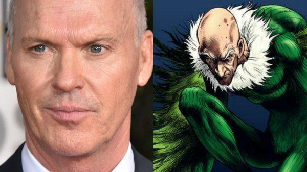 ¿Michael Keaton como El Buitre?