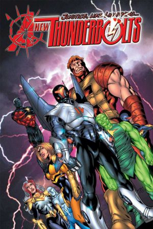 New Thunderbolts 1