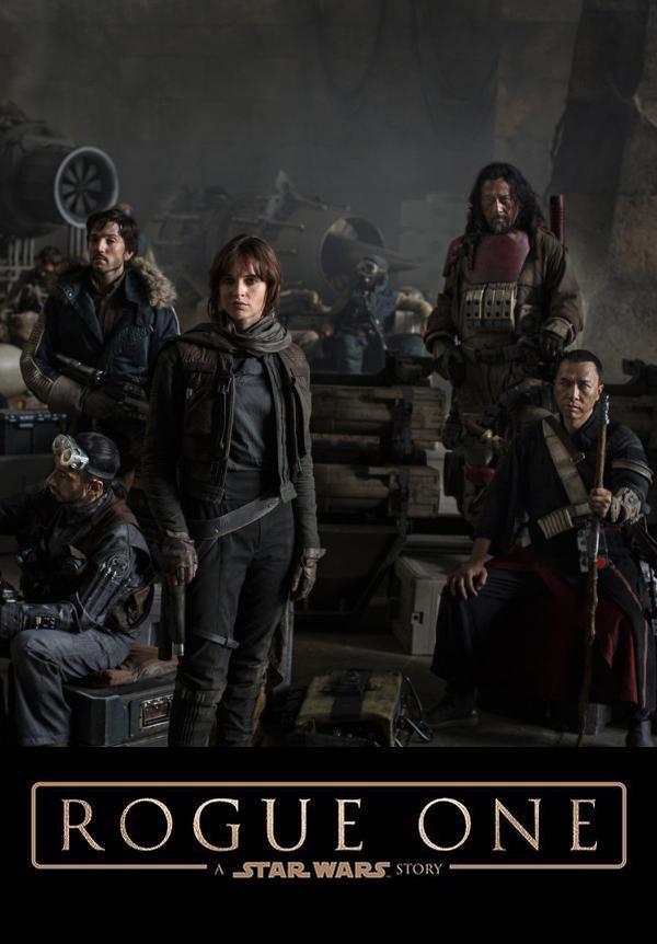 Póster de Rogue One: Una historia de Star Wars
