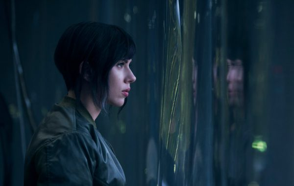 Scarlett Johansson es Motoko Kusanagi en Ghost in the Shell