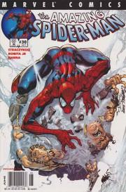 Spiderman de Straczynski