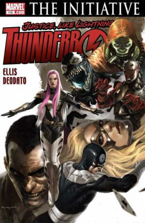 Thunderbolts Warren Ellis 2