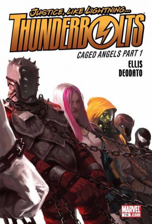 Thunderbolts Warren Ellis