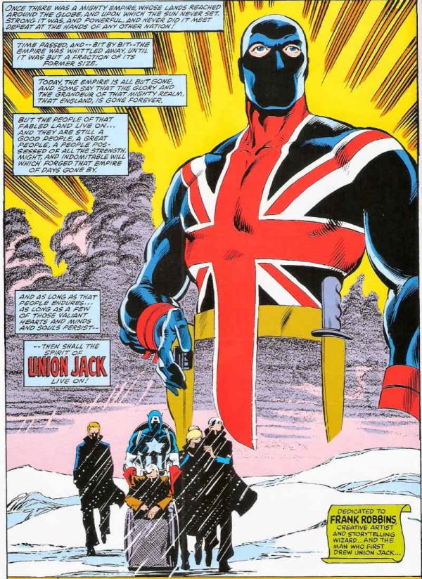El legado de Union Jack