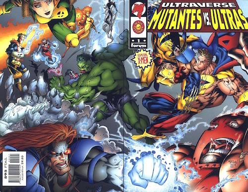 Marvel vs. Malibú, por Jeff Matsuda