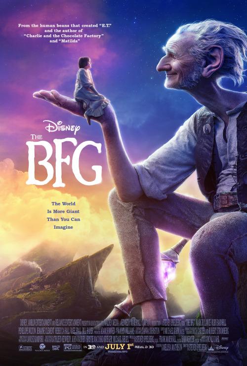 Nuevo póster para Mi amigo el gigante