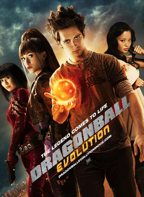 Dragonball_Evolution-póster