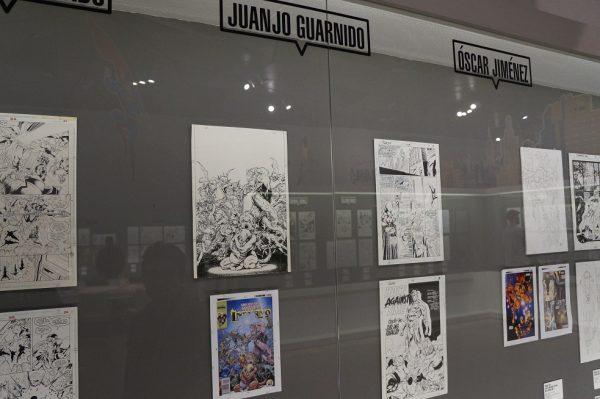 Expo Superheroes 03 - Juanjo Guarnido Oscar Jimenez