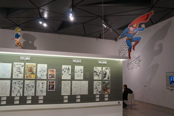 Expo Superheroes 05 - Pepe Larraz