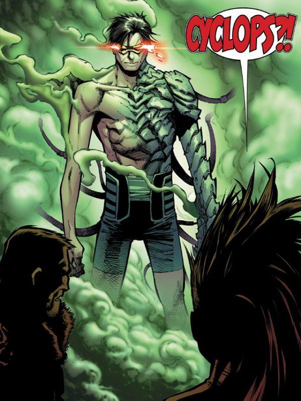 Extraordinary X-Men Ciclope
