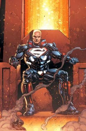 El nuevo y flamante Superman, o más bien, uno de los nuevos