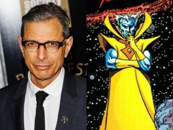 Jeff Goldblum será Grandmaster