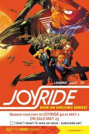 Joyride_ongoing