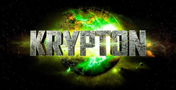 Luz verde (color kryptonita) para Krypton