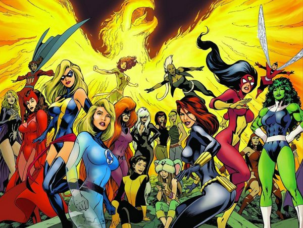 Marvel Women
