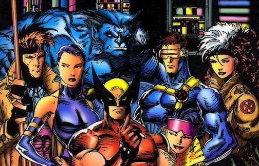 Los X-Men aterrizarán en los 90