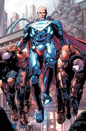 Lex Luthor... ¿el nuevo protector de Metrópolis?
