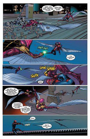Civil War II - Amazing Spider-Man interior 2