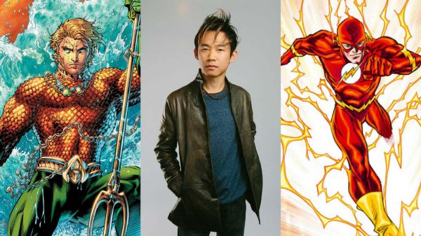 James Wan estuvo entre Flash y Aquaman