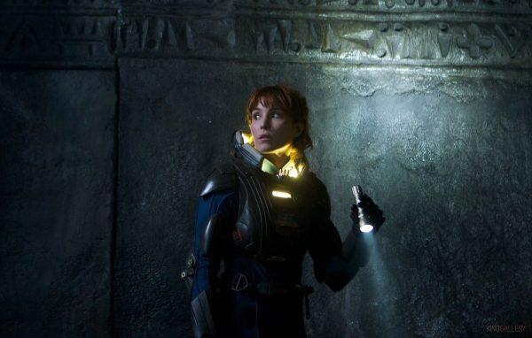 Noomi Rapace volverá en Alien: Covenant
