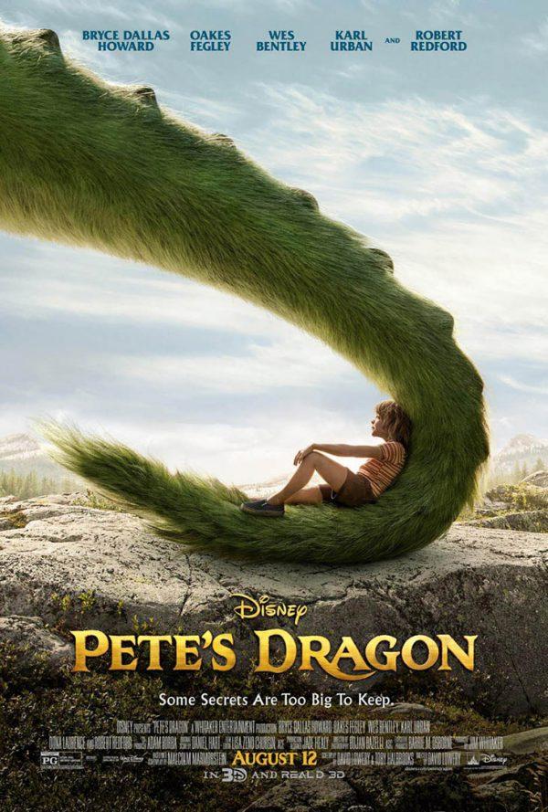 Póster de Peter y el Dragón