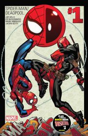 Portada de Spider-Man/Deadpool #1