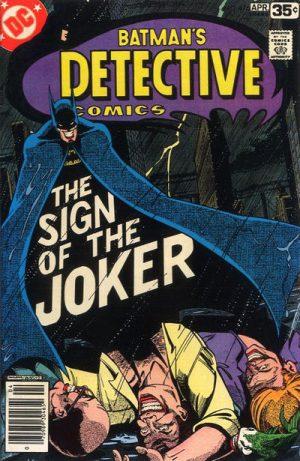 Steve Englehart Batman 1