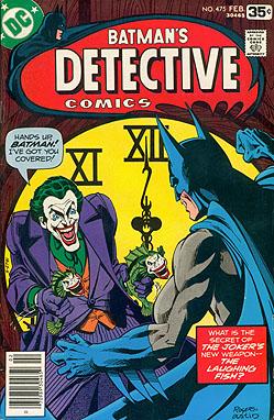Steve Englehart Batman 2