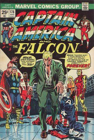Steve Englehart Capitan America 1