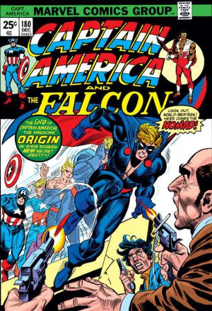 Steve Englehart Capitan America 2
