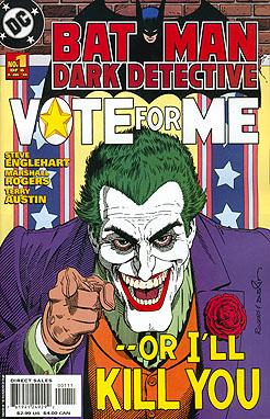 Steve Englehart Dark Detective 2