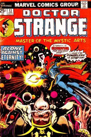 Steve Englehart  Doctor Strange 1