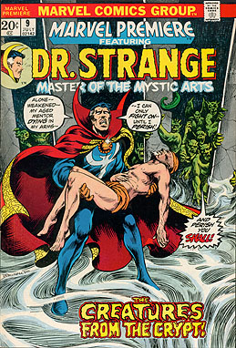Steve Englehart  Doctor Strange 2