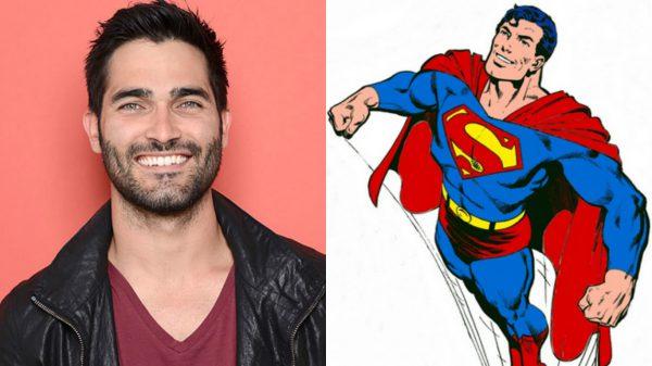 Tyler Hoechlin, el nuevo Superman de The CW