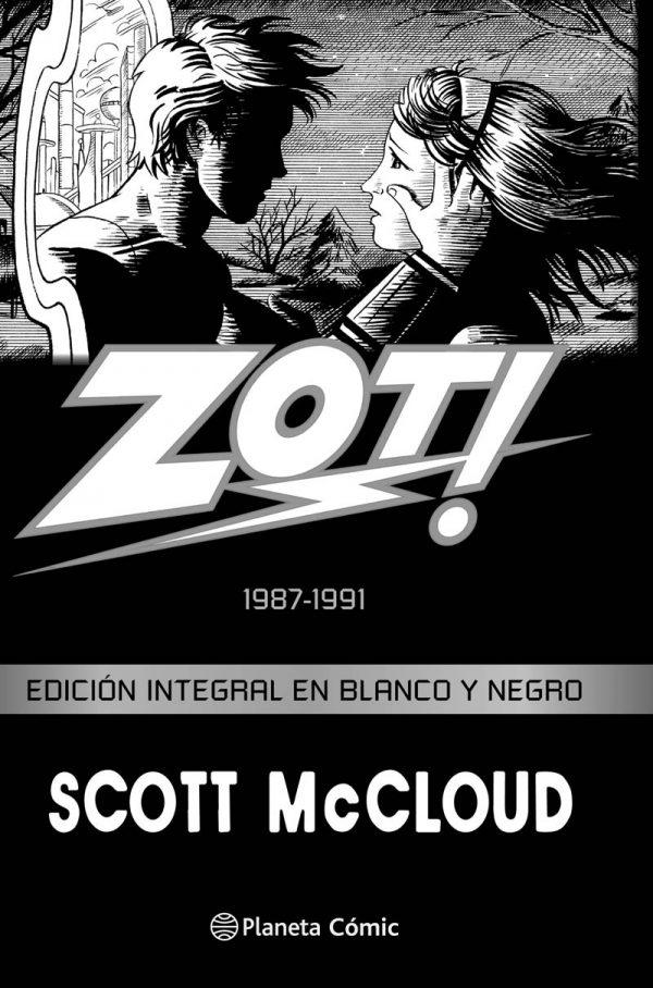 Portada de la edición integral de Zot! a cargo de Planeta Cómic