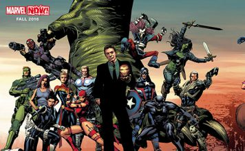 Marvel Now: Divided We Stand