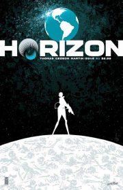 Horizon #1- Portada