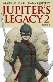 Portada Jupiter's Legacy vol.2 #1