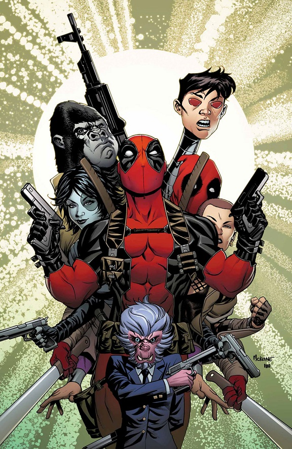 00000 Deadpool mercs for Money