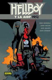 Hellboy y la AIDP: 1952-Portada