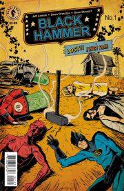 Black Hammer #1-portada
