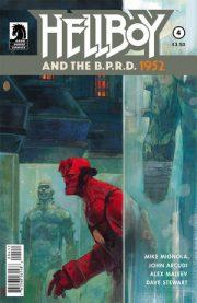 Hellboy y la AIDP: 1952-3