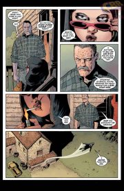 Black Hammer #1-4