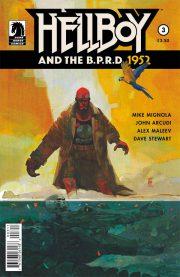 Hellboy y la AIDP: 1952-4
