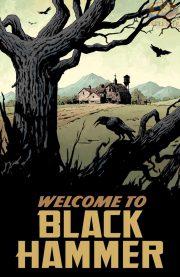 Black Hammer #1-7