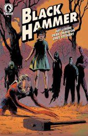 Black Hammer #1-8