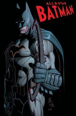 Portada de All Star Batman#1